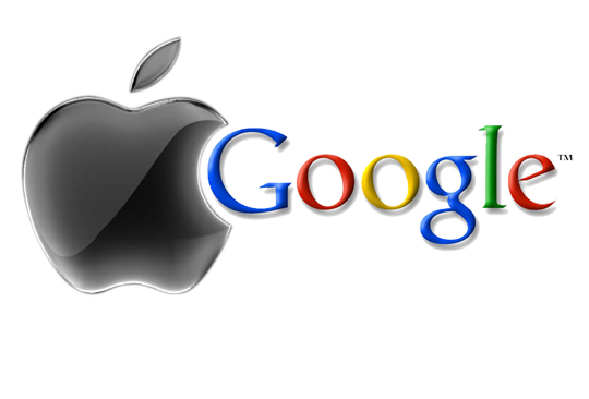 Google, Apple